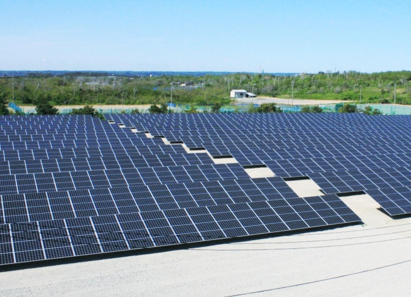 再生可能エネルギーの県内普及に注力